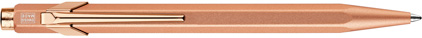 Stylo bille 849 Brut rosé de Caran d'Ache, cliquez pour plus de d�tails sur ce stylo...