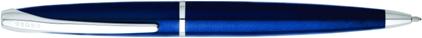 Stylo bille ATX laque bleue de Cross, cliquez pour plus de détails sur ce stylo...