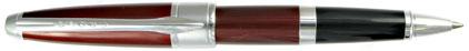 Roller Rouge Apogée de Cross, cliquez pour plus de détails sur ce stylo...