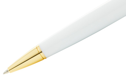 Stylo bille blanc Bailey light luxe de Cross - photo 3