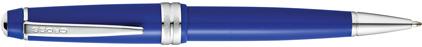 Stylo bille bleu Bailey light de Cross, cliquez pour plus de d�tails sur ce stylo...