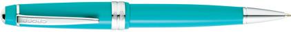 Stylo bille bleu canard Bailey light de Cross, cliquez pour plus de d�tails sur ce stylo...