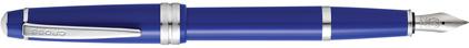 Stylo plume bleu Bailey light de Cross, cliquez pour plus de d�tails sur ce stylo...