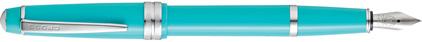 Stylo plume bleu canard Bailey light de Cross, cliquez pour plus de d�tails sur ce stylo...