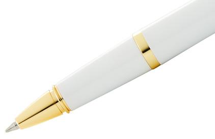 Roller blanc Bailey light luxe de Cross - photo 4