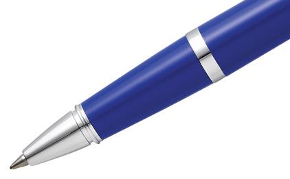 Roller bleu Bailey light  de Cross - photo 3