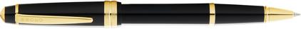 Roller noir diamant Bailey light luxe de Cross, cliquez pour plus de d�tails sur ce stylo...