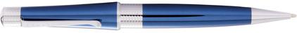 Stylo bille bleu cobalt Beverly de Cross, cliquez pour plus de d�tails sur ce stylo...
