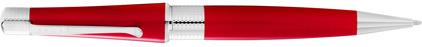 Stylo bille rouge Beverly de Cross, cliquez pour plus de d�tails sur ce stylo...