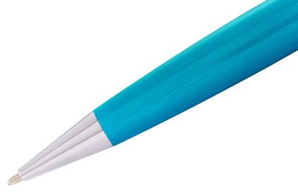 Stylo bille turquoise Beverly de Cross - photo 3