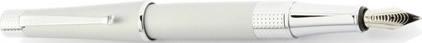 Stylo plume acier mat Beverly de Cross, cliquez pour plus de détails sur ce stylo...