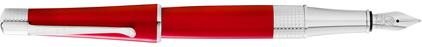 Stylo plume rouge Beverly Cross, cliquez pour plus de d�tails sur ce stylo...