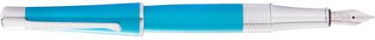 Stylo plume turquoise Beverly de Cross, cliquez pour plus de d�tails sur ce stylo...