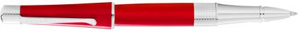 Roller rouge Beverly de Cross, cliquez pour plus de d�tails sur ce stylo...