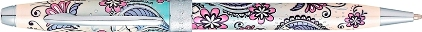 Stylo bille Botanica orchidée violette de Cross, cliquez pour plus de détails sur ce stylo...