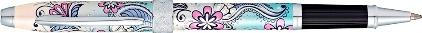 Roller Botanica orchidée violette de Cross, cliquez pour plus de détails sur ce stylo...