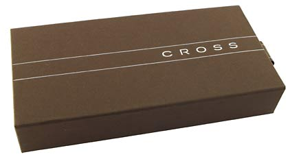 Stylo bille Calais satin chrome de Cross - photo 4