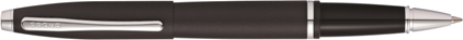 Roller Calais noir mat de Cross, cliquez pour plus de détails sur ce stylo...