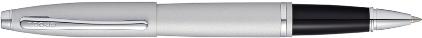 Roller Calais satin chrome de Cross, cliquez pour plus de détails sur ce stylo...