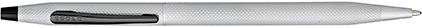 Stylo bille brossé diamant Century Classic de Cross, cliquez pour plus de d�tails sur ce stylo...