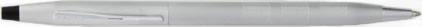 Stylo bille Century Classic Satin Chrome de Cross, cliquez pour plus de d�tails sur ce stylo...