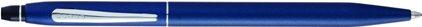 Stylo bille Click bleu nuit de Cross, cliquez pour plus de détails sur ce stylo...