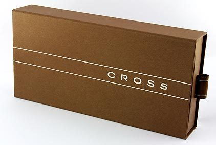 Stylo plume Century Classic noir satiné attributs plaqués or nouvelle version de Cross - photo 5
