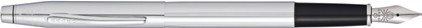 Stylo plume Century Classic chromé nouvelle version de Cross, cliquez pour plus de détails sur ce stylo...