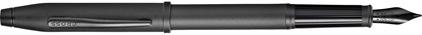 Stylo plume noir diamant Century II de Cross, cliquez pour plus de d�tails sur ce stylo...