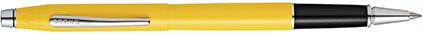 Roller aquatic jaune Century Classic de Cross, cliquez pour plus de d�tails sur ce stylo...