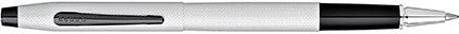 Roller brossé diamant Century Classic de Cross, cliquez pour plus de d�tails sur ce stylo...