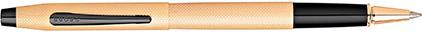 Roller rose diamant Century Classic de Cross, cliquez pour plus de d�tails sur ce stylo...