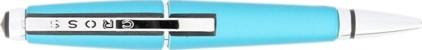 Roller Edge Bleu Turquoise de Cross, cliquez pour plus de détails sur ce stylo...