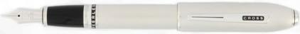 Stylo plume plaqué platine Peerless 125 de Cross, cliquez pour plus de détails sur ce stylo...