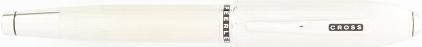 Stylo roller plaqué platine Peerless 125 de Cross, cliquez pour plus de détails sur ce stylo...