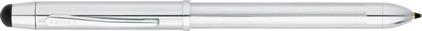 Stylo multifonction Tech3+ Chromé de Cross, cliquez pour plus de d�tails sur ce stylo...