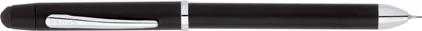 Stylo multifonction Tech3+ Noir de Cross, cliquez pour plus de d�tails sur ce stylo...