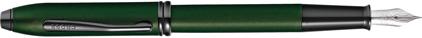 Stylo plume vert diamant Townsend de Cross, cliquez pour plus de d�tails sur ce stylo...