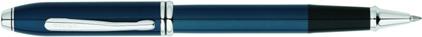 Roller Townsend quartz blue de Cross, cliquez pour plus de d�tails sur ce stylo...