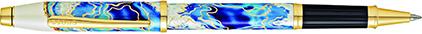 Roller Wanderlust Malte de Cross, cliquez pour plus de d�tails sur ce stylo...