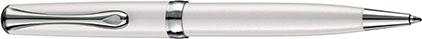 Stylo bille Excellence A2 blanc perle de Diplomat, cliquez pour plus de d�tails sur ce stylo...
