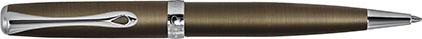 Stylo bille Excellence A2 Oxyd Brass de Diplomat, cliquez pour plus de d�tails sur ce stylo...