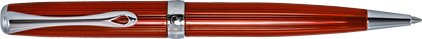 Stylo bille Skyline red Excellence A2 de Diplomat