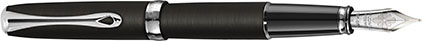 Stylo plume Excellence A2 Oxyd Iron plume or de Diplomat