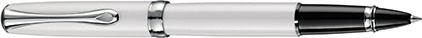 Roller Excellence A2 blanc perle de Diplomat, cliquez pour plus de d�tails sur ce stylo...