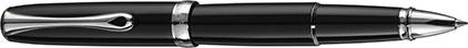 Roller Excellence A2 laqué noir de Diplomat, cliquez pour plus de d�tails sur ce stylo...