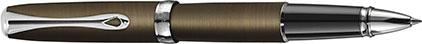 Roller Excellence A2 Oxyd Brass de Diplomat, cliquez pour plus de d�tails sur ce stylo...