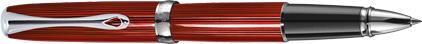 Roller Skyline red Excellence A2 de Diplomat, cliquez pour plus de d�tails sur ce stylo...