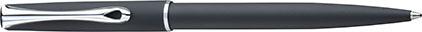 Stylo bille Traveller lapis noir mat de Diplomat, cliquez pour plus de d�tails sur ce stylo...