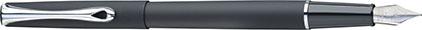Stylo plume Traveller lapis noir mat de Diplomat, cliquez pour plus de d�tails sur ce stylo...